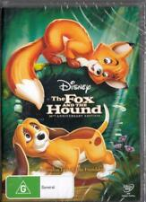 THE FOX AND THE HOUND - DISNEY - NEW & SEALED REGION 4 DVD FREE LOCAL POST