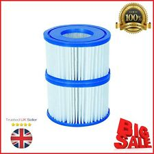 Bestway Filter Cartridge VI for Miami, Vegas, Monaco Lay-Z-Spa 58323 (Compatible