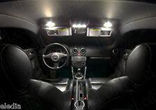 AUDI TT MK1 98-2006 Kit 8 Ampoules LED Blanc plafonnier Miroirs Coffre boîtes