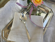 1960…FIRST LADY….Meriden Silver Plate Co. Small Relish Spoon…Sweet & Simple