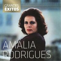 AMALIA RODRIGUES - GRANDES EXITOS [CD]