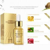 15ml Anti Age Skin Serum Snail Skin Face Treatment Whitening Moisturizing AU