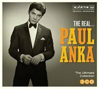 Paul Anka - The Real... Paul Anka [CD]