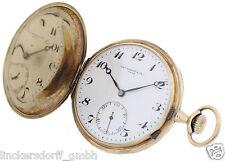 Ch. F. TISSOT & Fils Locle orologio da tasca in 14ct GIALLO - 84,2 grammi-per 1900