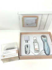 New~BEAUTYBIO GLOPRO FACIAL TOOL & BODY ATTACHMEMENT Blue White  Microneedling