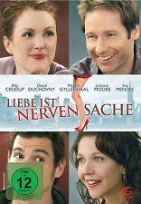 Liebe ist Nervensache - Julianne Moore David Duchovny DVD - OVP - NEU