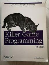 Killer Game Programming in Java by Andrew Davison Paperback