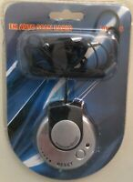 FM Auto Scan Radio Earbuds & Belt Clip Needs 3V CR-2016 Batteries (Not Included)