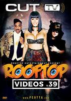 CUT TV - ROOFTOP MUSIC VIDEOS VOL. 39 (MUSIC VIDEO DVD) Drake, Jay-Z, Rick Ross