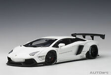 Lamborghini Aventador Lb Works 2017 White AUTOART 1:18 AA79105