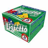 Schmidt Spiele Ligretto grün Familienkartenspiel Kartenspiel Karten Spiel