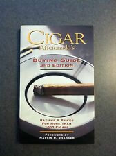 Cigar Aficionado's Buying Guide 1997 3rd Edition Ratings & Prices 1000 Cigars