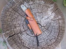 ESEE 4 Fixed Blade Knife LF Custom Leather Sheath (sheath only)