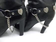 Boucles de ceinture en cuir pour femme