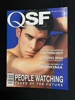 Qsf Magazine July 2001 - Geoffrey Winder, Michelle Tea, Howard Cruse