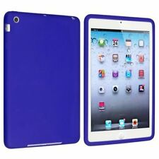 Silicone Case for Apple iPad mini - Dark blue N4O3