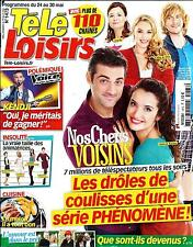 TELE LOISIRS N°1473 24 MAI 2014 NOS CHERS VOISINS/ RESISTANCE/BIGARD/ANIMATRICES
