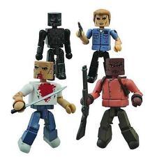 Pulp Fiction Minimates bring out the Gimp Coffret Diamond 02183