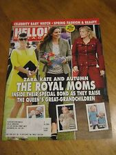 "RARE! CANADA HELLO Magazine 2014 Anne Hathaway ""THE ROYAL MOMS"" Kate Middleton"