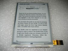 Kindle Keyboard 3 LCD Screen Replacement, ED060SC7(LF)C1, D00901 - TESTED #S-02