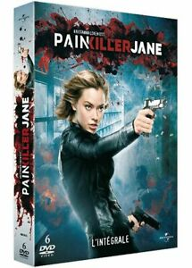Painkiller Jane - Saison 1 - 6 DVD - NEUF - VERSION FRANÇAISE