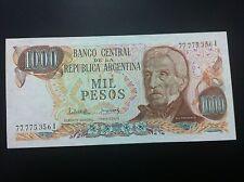 BANCO CENTRAL DE LA REPUBLICA ARGENTINA- 1000- MILL PESOS !!!