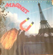 "World Wide Attraction Magnet Artist Poster 24"" x 24"""