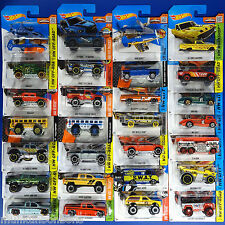 28 x neue Hot Wheels - Chevy Dodge Ford Feuerwehr Pickup Hummer Toyota Mad Propz