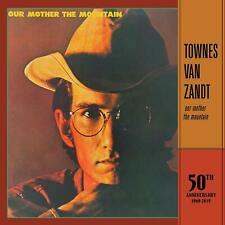 TOWNES VAN ZANDT - OUR MOTHER THE MOUNTAIN - NEW VINYL LP
