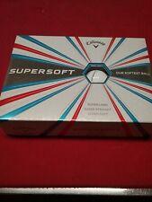 Callaway Supersoft White Golf Balls