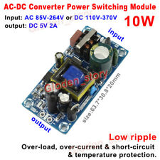 AC-DC Converter AC 110V 220V 230V to DC 5V 2A Power Supply Switching Transformer