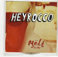 (FO570) Heyrocco, Melt - 2014 DJ CD