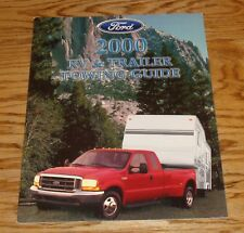Original 2000 Ford Truck RV & Trailer Towing Guide Sales Brochure 00