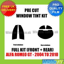 ALFA Romeo GT 2004-2010 COMPLETO TASTINI finestra Tinta KIT