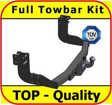 Towbar Tow Ball VW LT 28-35 28-46 (With Rear Step) 95-06 Trailer Tow Hitch