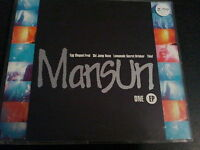 MANSUN-EGG SHAPED FRED-ONE EP-RARE ORIGINAL 4 TRACK UK CD