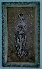 Carol Blanchard Original Print Winter