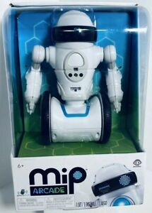 MiP Arcade Interactive Robot Buddy By WowWee Play Unlock & Level Up NEW/SEALED!!