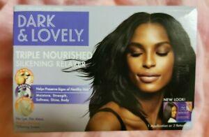 SoftSheen Carson Dark and Lovely Healthy Gloss 5 No-Lye Relaxer Regular AU Stock