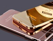Mirror LUXURY Ultra-thin Metal Case Cover iPhone 5S 6 6 Plus 7 8+ FREE SHIPPING
