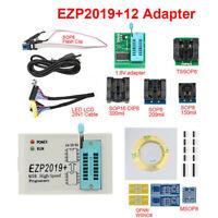High-Speed Compiler kit EZP2019 USB SPI Programmer Flash Chip Duable Useful