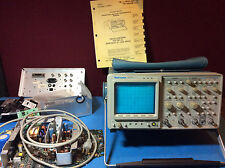 Tektronix 2430 Digital Oscilloscope with Manual - project unit
