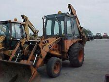 Case 580B Excavadora Retroexcavadora Manual de taller