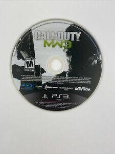 Call of Duty: Modern Warfare 3 MW3 (PlayStation 3) PS3 Disc Only, Free Shipping