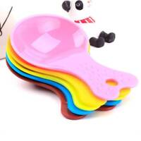 Useful Plastic Pet Dog Puppy Cat Bird Rabbit Rat Ferret Food Feeder Scoop Shovel