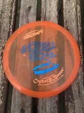 New Discraft Le Cryztal Buzzz 173-178g Midrange Disc Incredi Bowl Oregon 2009