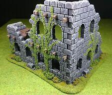 ruins warhammer Wargame Terrain Scenery aos 28 mm décor ruine
