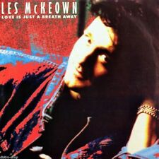 """7"""" LES LESLIE MCKEOWN love is just a Cambrioleur Away Bay City Rollers Dieter madriers"""