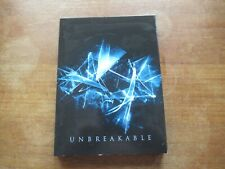 Unbreakable Dvd Lightly Used 2 Disc Vista Series Gatefold Case Bruce Willis