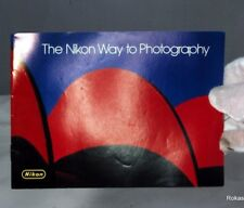 Nikon F3 The Nikon Way to Photography Booklet 46 pages Guide (EN)